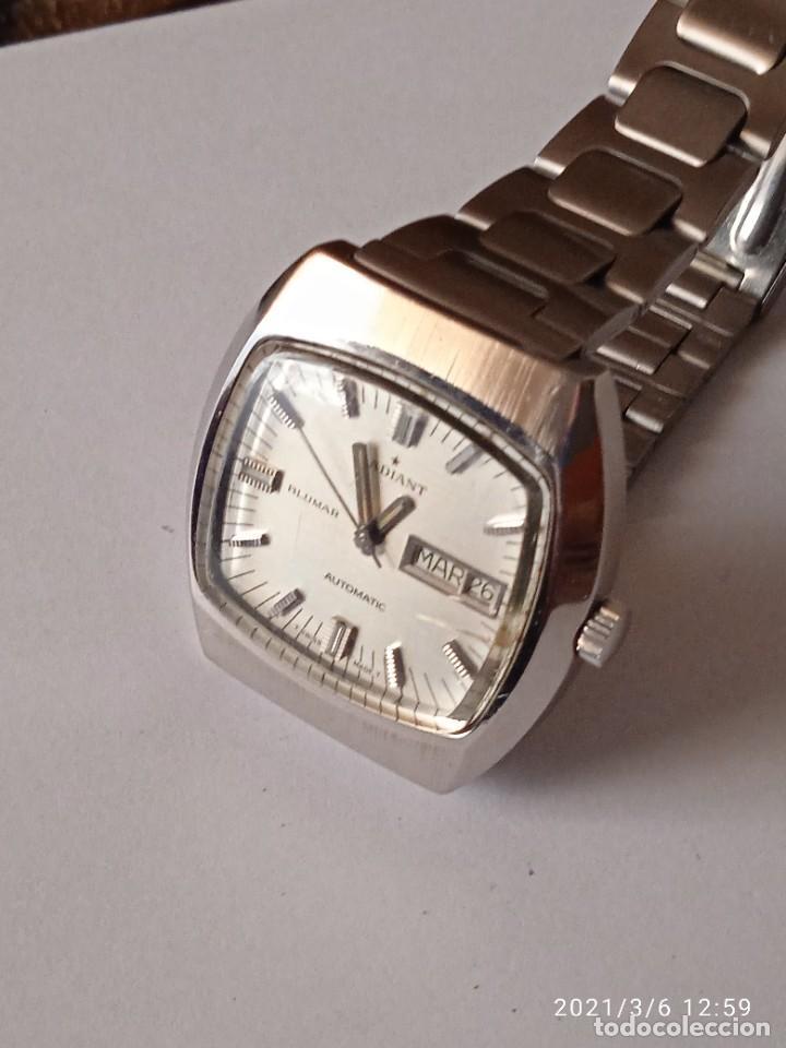 Relojes automáticos: RELOJ DE CABALLERO RADIANT BLUMAR AUTOMATICO.. - Foto 3 - 246325895