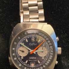 Relojes automáticos: RELOJ WATCH DIFOR DIVER. Lote 246327365
