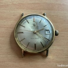Relógios automáticos: CERTINA BLUE RIBBON 25-651 AUTOMATIC 27 JEWELS 34MM FUNCIONA. Lote 247431270