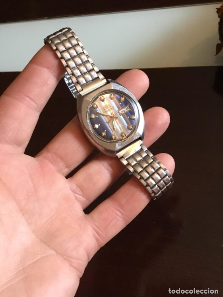 Relojes automáticos: Reloj orient Automático precioso - Foto 2 - 266098438