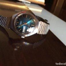 Relojes automáticos: RELOJ TITAN AUTOMÁTICO FABULOSO CRISTAL BISELADO. Lote 247660070
