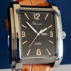 Relojes automáticos: RELOJ THERMIDOR, AUTOMÁTICO, MIYOTA, VINTAGE. NOS (NEW OLD STOCK). Lote 262594520
