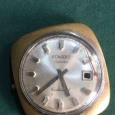Relojes automáticos: RELOJ DUWARD AQUASTAR CONTINUAL. Lote 249119590