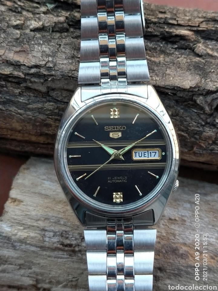 SEIKO AUTOMÁTICO 6309**IMPECABLE (Relojes - Relojes Automáticos)
