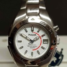 Relojes automáticos: RELOJ PULSAR KINETIC 3M22, VINTAGE, NOS (NEW OLD STOCK). Lote 250238365