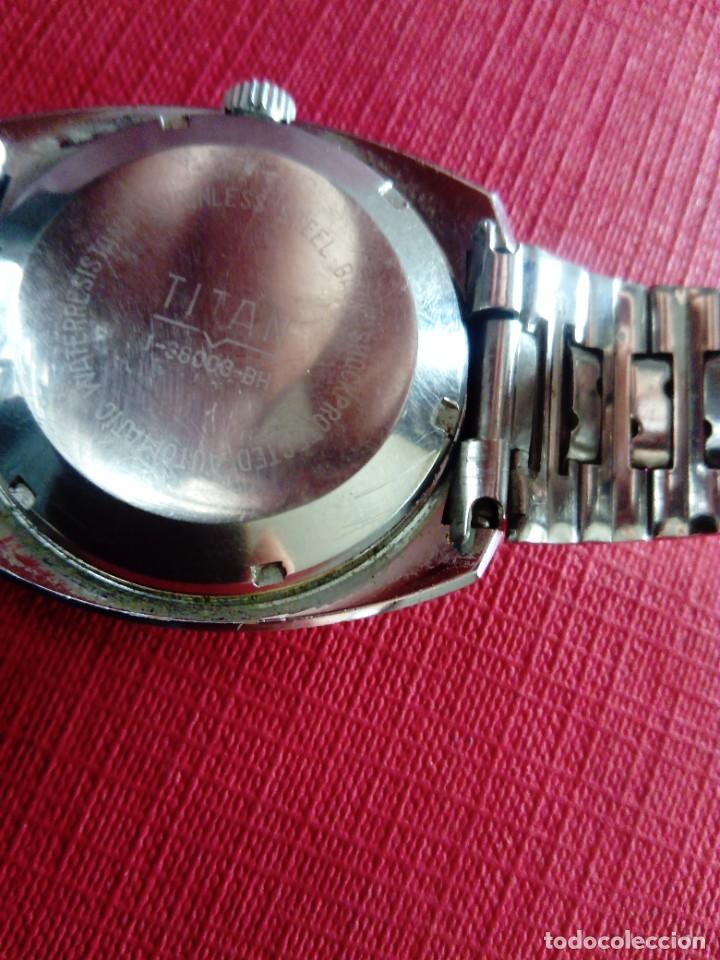 Relojes automáticos: Reloj Titán Automático - Foto 4 - 251361780