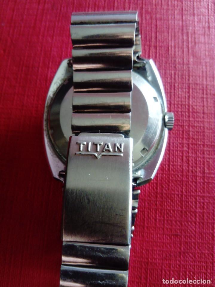 Relojes automáticos: Reloj Titán Automático - Foto 6 - 251361780