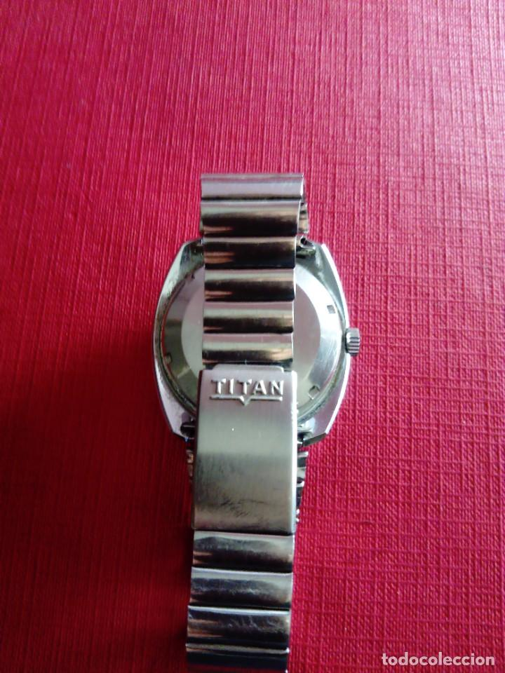 Relojes automáticos: Reloj Titán Automático - Foto 7 - 251361780