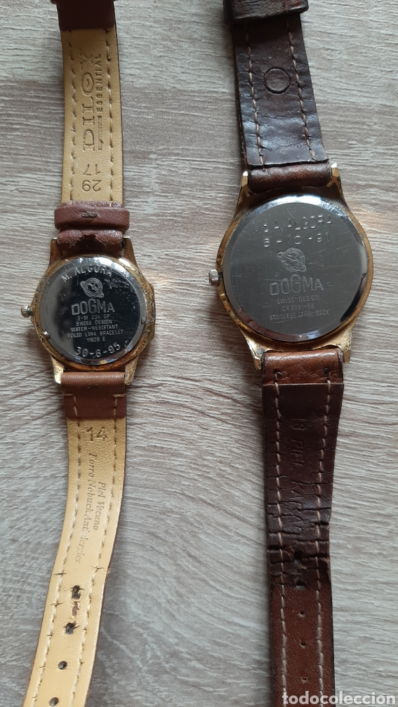 Relojes automáticos: Relojes Dogma F.N.M.T - Foto 4 - 251519735