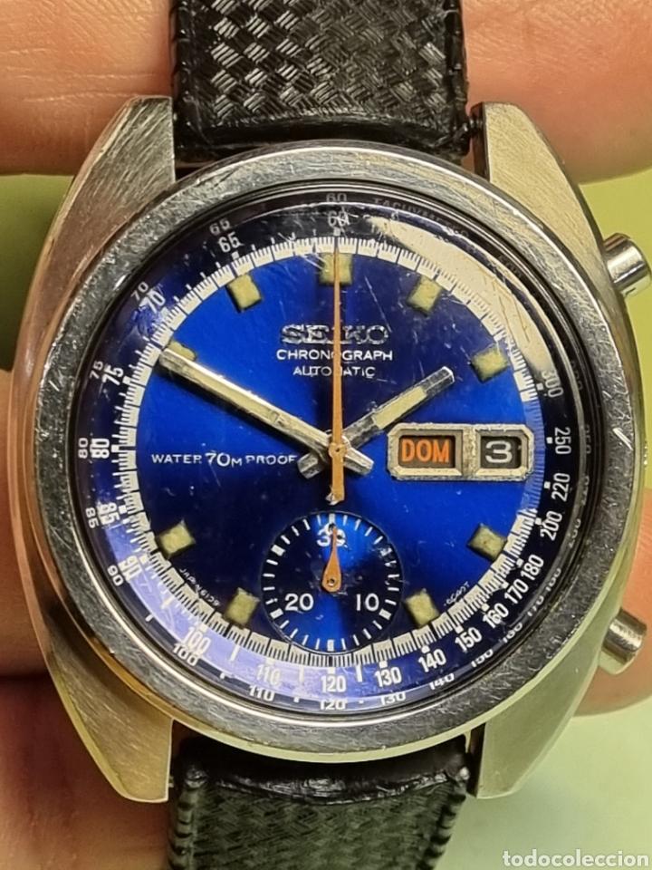 SEIKO 6139 (Relojes - Relojes Automáticos)