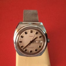 Relojes automáticos: RELOJ TIMEX AUTOMATICO WATER RESISTANT.. Lote 253160635