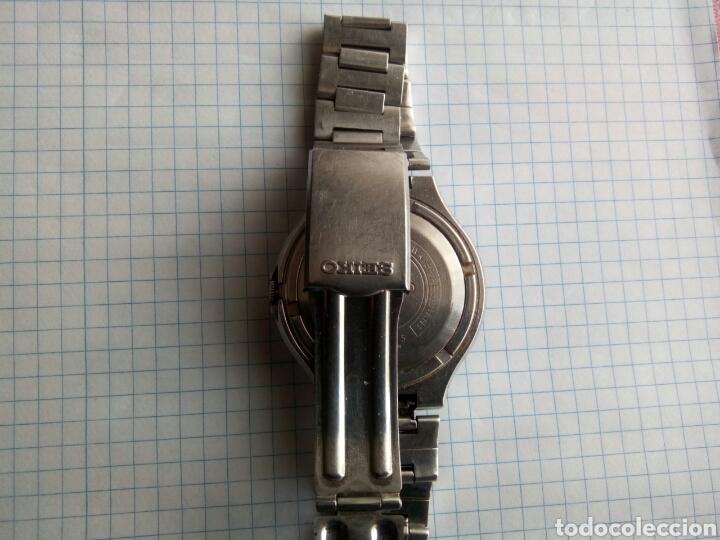 INTERESANTE Y DIFÍCIL DE ENCONTRAR RELOJ SEIKO 5 AUTOMÁTICO (Relojes - Relojes Automáticos)