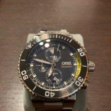 Relógios automáticos: ORIS AQUIS CHRONOGRAPH. Lote 253701685