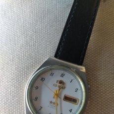 Relojes automáticos: ORIENT CRYSTAL 21 RUBIES AUTOMATICO PARA REVISAR. Lote 253775485