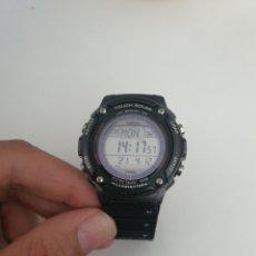 Relojes automáticos: RELOJ DIGITAL SOLAR CASIO W-S200H-1A -. Lote 254286005