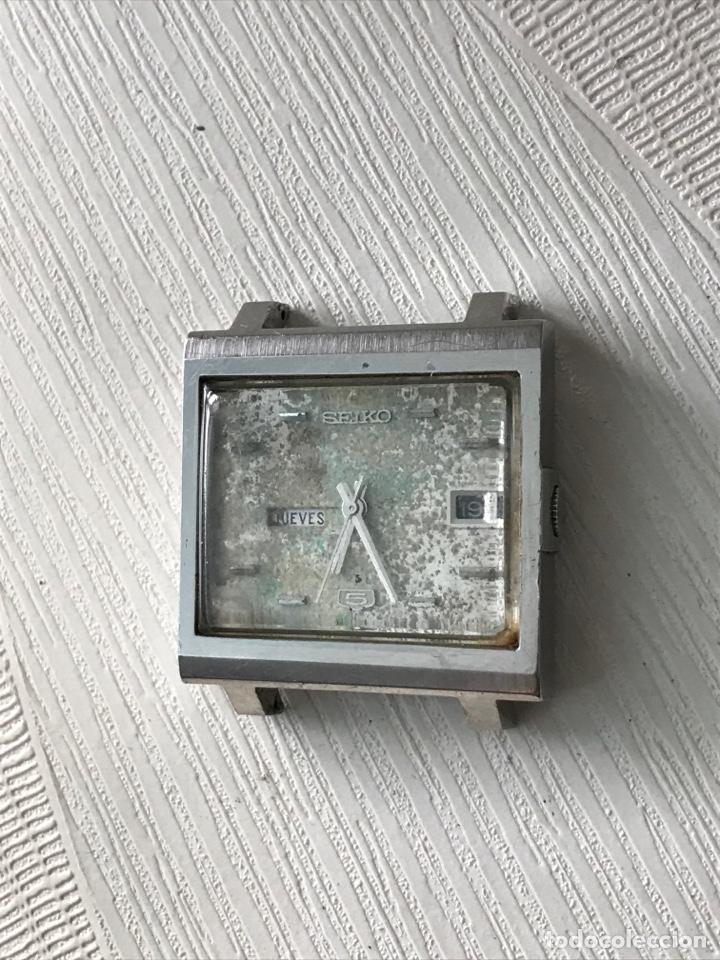 RELOJ SEIKO 5 AUTOMÁTICO 6119-5000 JAPON A VINTAGE (Relojes - Relojes Automáticos)