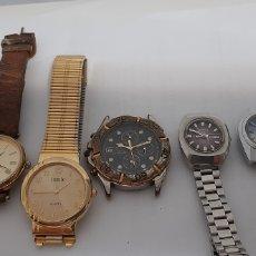 Relojes automáticos: LOTE RELOJES. Lote 255458630