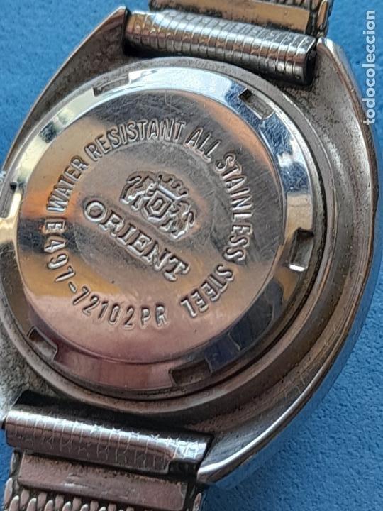 Relojes automáticos: Reloj Marca Orient. Automático de dama. Japan made - Foto 6 - 255957435