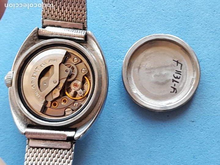 Relojes automáticos: Reloj Marca Orient. Automático de dama. Japan made - Foto 7 - 255957435