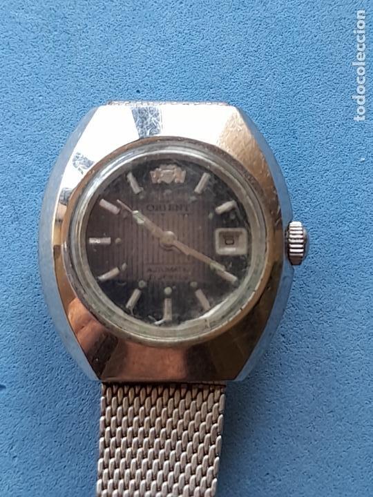 Relojes automáticos: Reloj Marca Orient. Automático de dama. Japan made - Foto 8 - 255957435