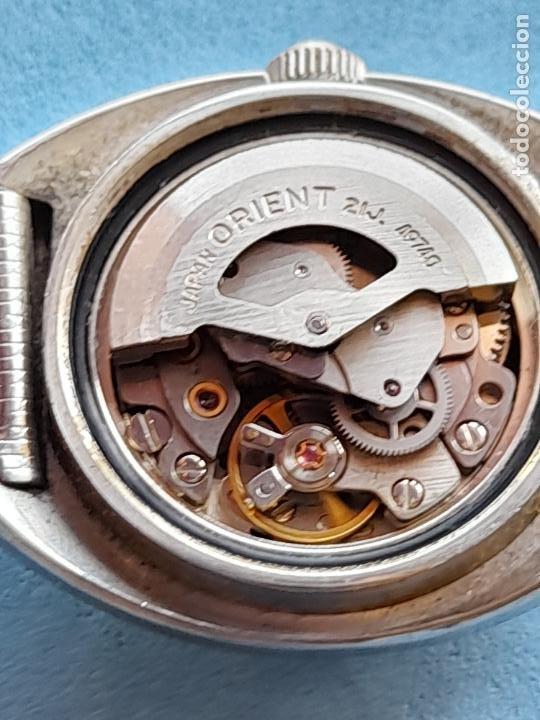 Relojes automáticos: Reloj Marca Orient. Automático de dama. Japan made - Foto 9 - 255957435