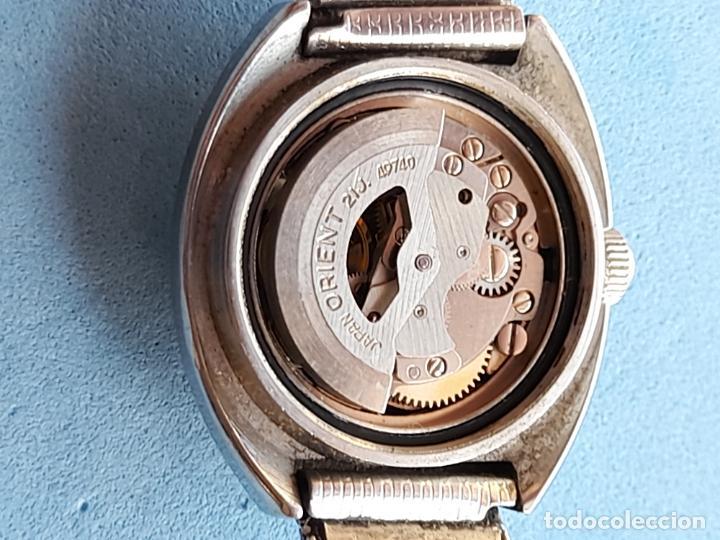 Relojes automáticos: Reloj Marca Orient. Automático de dama. Japan made - Foto 10 - 255957435