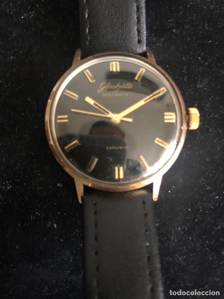 Relojes automáticos: Reloj Glashutte,totalmente limpio y restaurado. - Foto 2 - 255961665