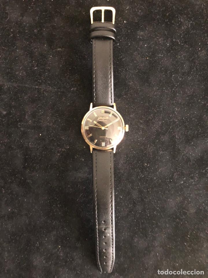 Relojes automáticos: Reloj Glashutte,totalmente limpio y restaurado. - Foto 3 - 255961665