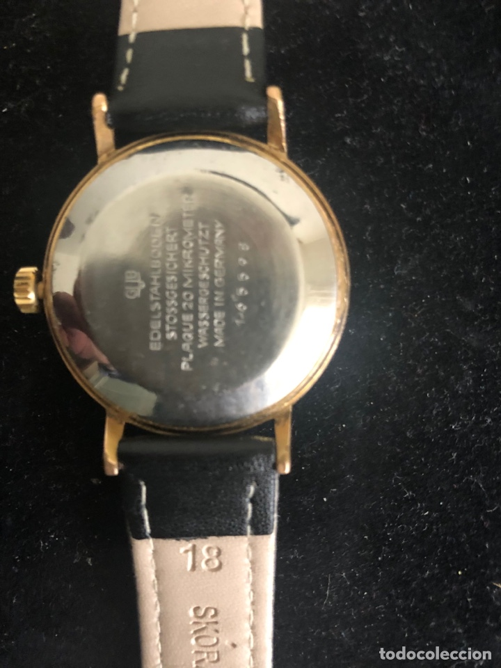 Relojes automáticos: Reloj Glashutte,totalmente limpio y restaurado. - Foto 5 - 255961665