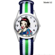 Relojes automáticos: RELOJ PRINCESA (CORREA DE NAILON NYLON) (CON CAJA). Lote 257357340
