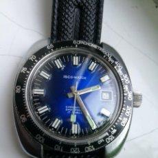 Relojes automáticos: ISCO WATCH. DIVER AÑOS 70. Lote 257448625
