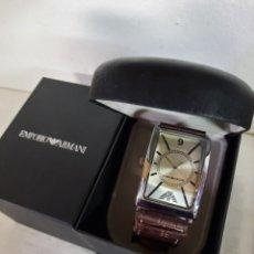 Relojes automáticos: RELOJ EMPORIO ARMANI. A ESTRENAR. Lote 260053800