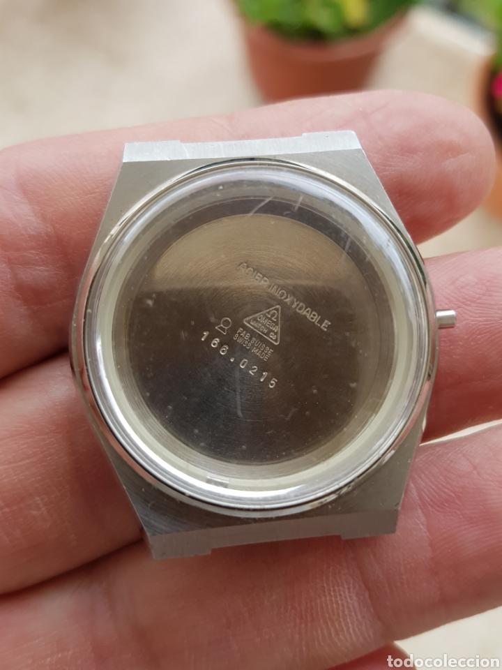 CAJA OMEGA SEAMASTER AUTOMATICO 1022.NUEVA STOCK (Relojes - Relojes Automáticos)