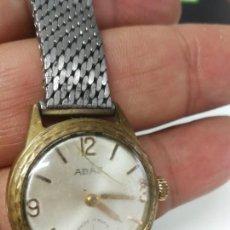 Relojes automáticos: RELOJ SEGUNDA MANO MARCA ABAZ AUTOMATIC. FUNCIONA. Lote 260687060