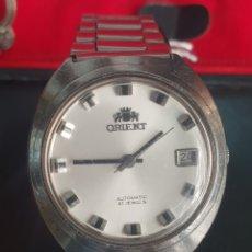 Relojes automáticos: RELOJ CABALLERO ORIENT .AUTOMATICO. CALENDARIO. FUNCIONANDO. Lote 262040320