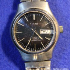 Relojes automáticos: RELOJ TITAN AUTOMATIC. Lote 262043790