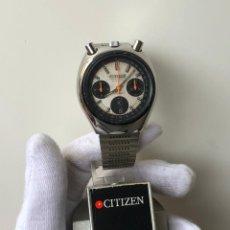 Relojes automáticos: FANTASTICO CITIZEN BULLHEAD, RECIEN REVISADO, VINTAGE.. Lote 262080795