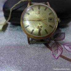 Relojes automáticos: RELOJ AUTOMATICO DE PULSERA FESTINA 17 RUBIS INCABLOC. Lote 262152765