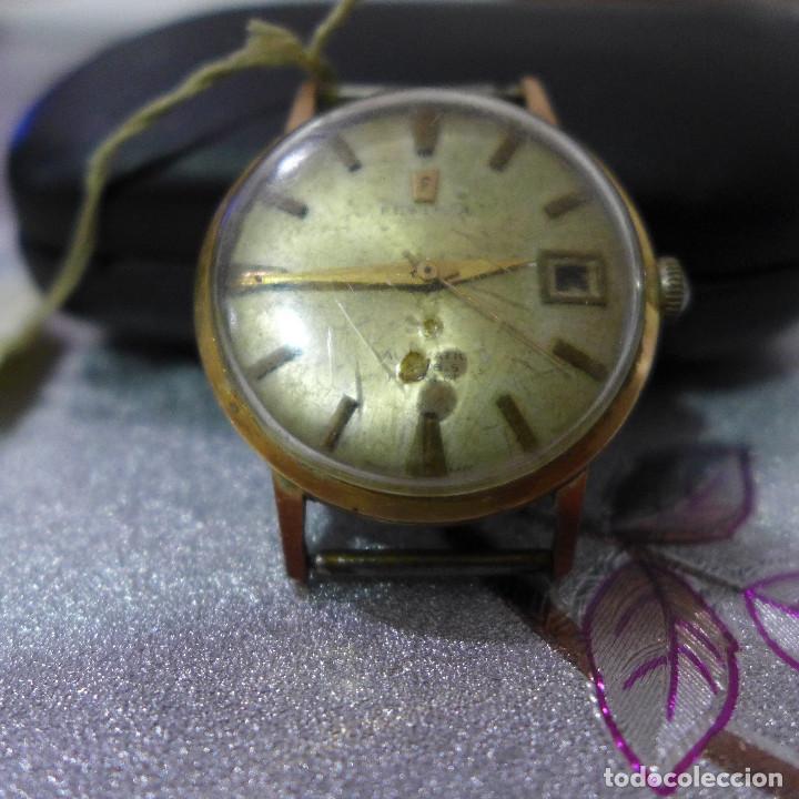 Relojes automáticos: RELOJ AUTOMATICO DE PULSERA FESTINA 17 RUBIS INCABLOC - Foto 6 - 262152765