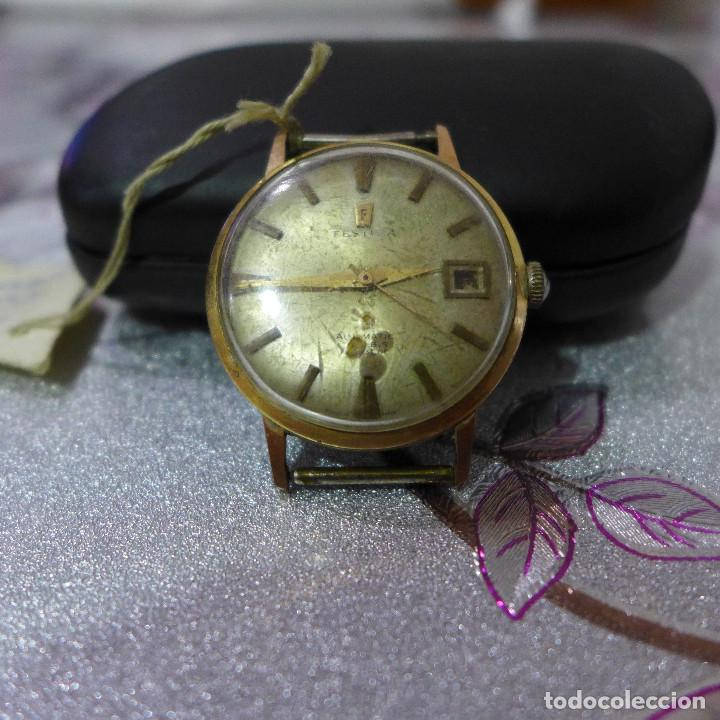 Relojes automáticos: RELOJ AUTOMATICO DE PULSERA FESTINA 17 RUBIS INCABLOC - Foto 7 - 262152765