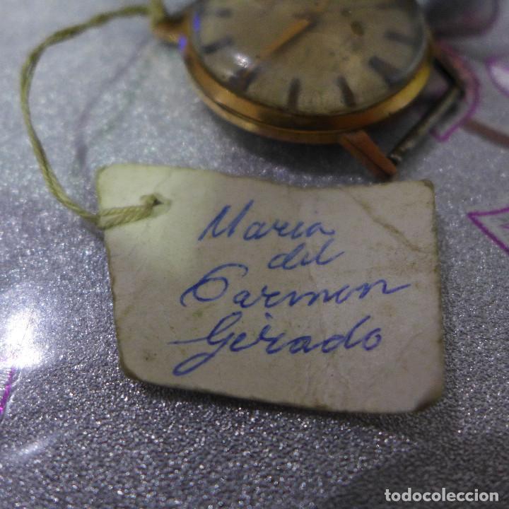 Relojes automáticos: RELOJ AUTOMATICO DE PULSERA FESTINA 17 RUBIS INCABLOC - Foto 8 - 262152765