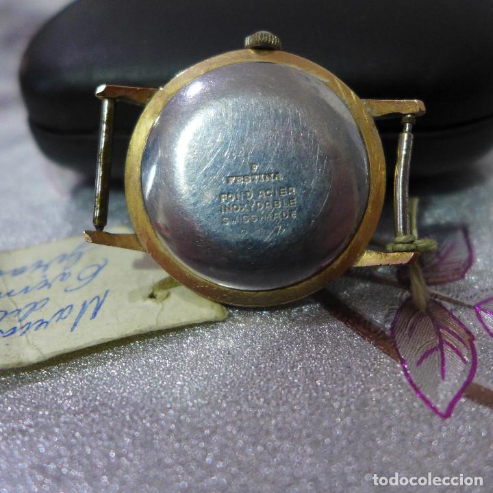 Relojes automáticos: RELOJ AUTOMATICO DE PULSERA FESTINA 17 RUBIS INCABLOC - Foto 10 - 262152765