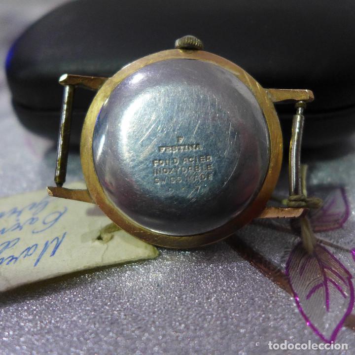 Relojes automáticos: RELOJ AUTOMATICO DE PULSERA FESTINA 17 RUBIS INCABLOC - Foto 13 - 262152765
