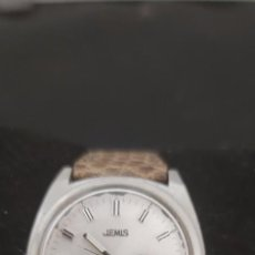 Relojes automáticos: PRECIOSO RELOJ AUTOMATICO JEMIS, 17 JOYAS, FUNCIONANDO.. Lote 262368020