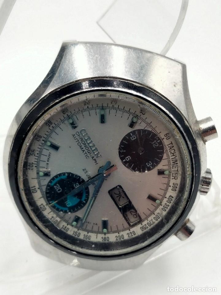 CITIZEN CRONO (Relojes - Relojes Automáticos)