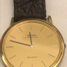 Relojes automáticos: SEIKO LASSALE. Lote 263603540