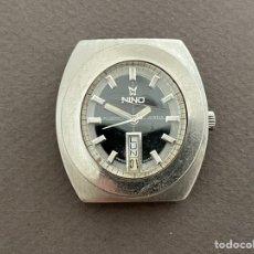 Relógios automáticos: NINO N-47 AUTOMÁTIC 17 JEWELS 36MM FUNCIONA. Lote 264358224