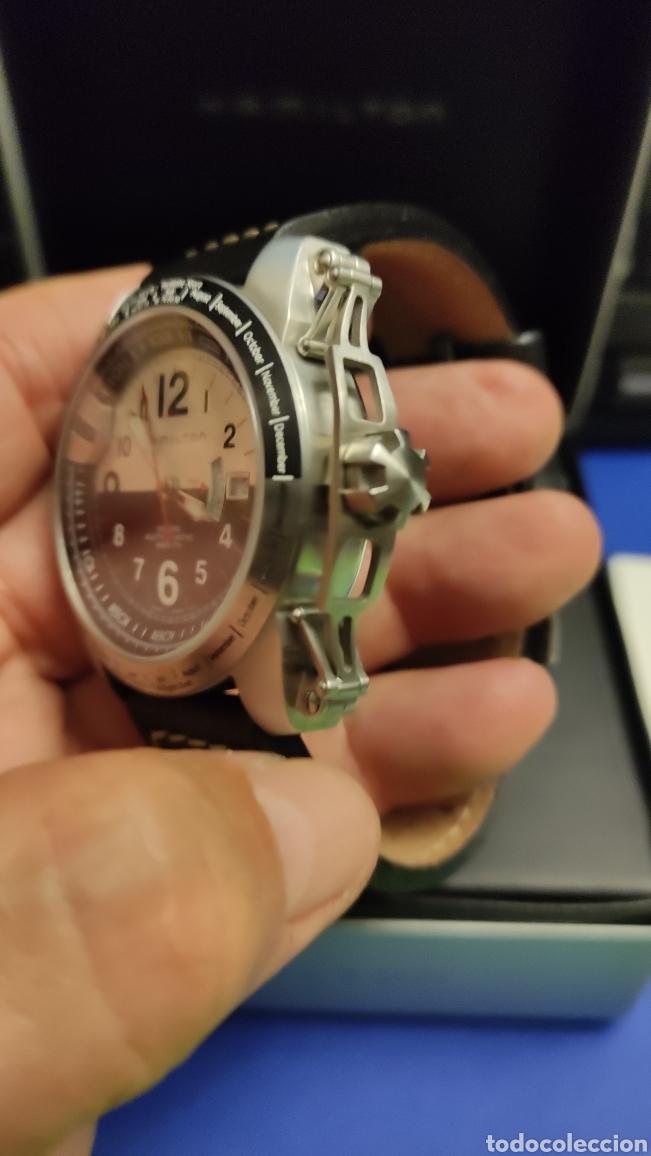 Relojes automáticos: Hamilton khaki automatic . 660Ft 45 mm. Nuevo sin uso - Foto 4 - 264977574