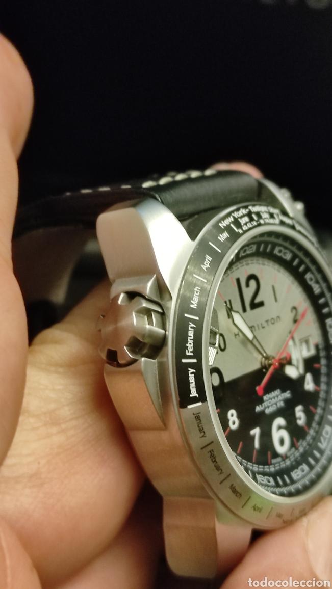 Relojes automáticos: Hamilton khaki automatic . 660Ft 45 mm. Nuevo sin uso - Foto 8 - 264977574