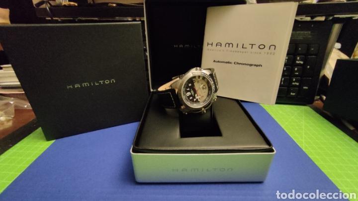 Relojes automáticos: Hamilton khaki automatic . 660Ft 45 mm. Nuevo sin uso - Foto 7 - 264977574